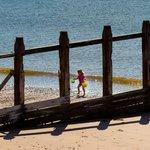 The Beach at Dawlish Warren