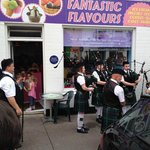 1st Anniversary Celebration with Youghal Pipe Band