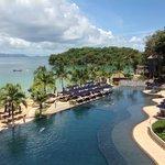 Grand Seaview Suite Balcony