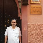 Ryad amiran, au coeur de l'ancienne médina.