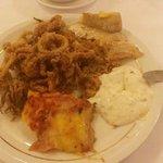 Egy tányér egy vacsoráról