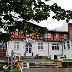 """Hotel garni """"Zum Alten Faehrhaus"""""""