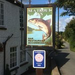 The Sea Trout - Sign