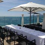 restaurant rooftop