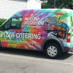 Mellow Mushroom  Pizza Van