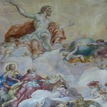 Fresque de Rottmayr
