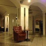 холл отеля