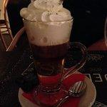 Amazing irish coffee