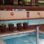 Pool side fergus maripins