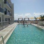 3rd floor pool area