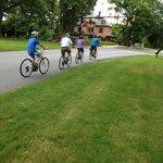 Touring Seminary Ridge