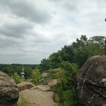 On top of Little Round Top