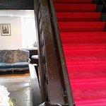 Les escaliers rénovés !