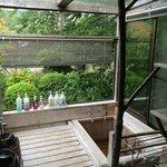 和洋室の部屋風呂