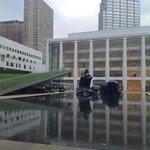 entorno do Metropolitan Opera House