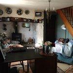 Inside Bliss Cottage