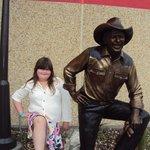 my time with Ronald Regan
