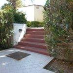 Foto de Villa al Parco Hotel