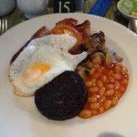 朝食(Scottish Highland Breakfast)