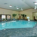 Large pool area for all ages to enjoy.