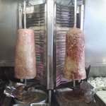 Gyro Meat cooked the right way... YUM!