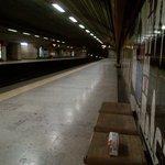 Picoas Metro Station