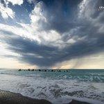 Capo D'Orlando - Ferragosto in Spiaggia by Basilio