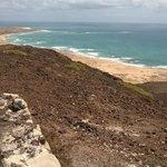 Panorama dal faro de Morro Negro