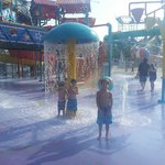 The water park and boardwalk are our families favorite!!