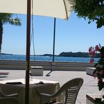 Lunch  at Limone sul Garda