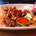 Lamb Shawarma Platter