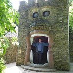 Entrance to the BIG mouth