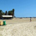 Cambrils Beach Platja Prat d'En Fores y Regueral