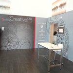 SwissCreativeLab® - Ramada Plaza Basel 3° Floor Hall view.
