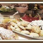 Colazione dolce e salata Hotel Aretino Arezzo