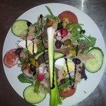La salade nicoise