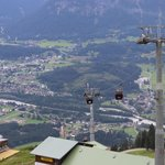 From the top, overlooking Reutte