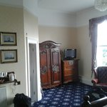 Admiral's room