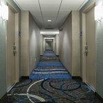 Holiday Inn Express Hallway