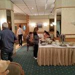 Brekky / dining room