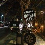 Entrata del cinema