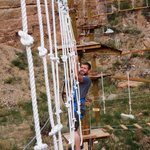 All ropes obstacle