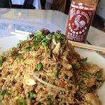 Chicken Fried Rice!