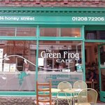 Green Frog Cafe