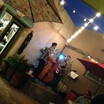 Great evening at Vintage Wines Mesilla, NM