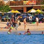 Foto de Umbrellas Beach Bar