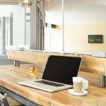 IT Workbench in Reception