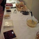 colazione - buffet