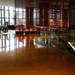 Hotel 2nd floor grounds