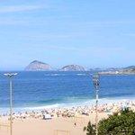 A princesinha do mar, Copacabana